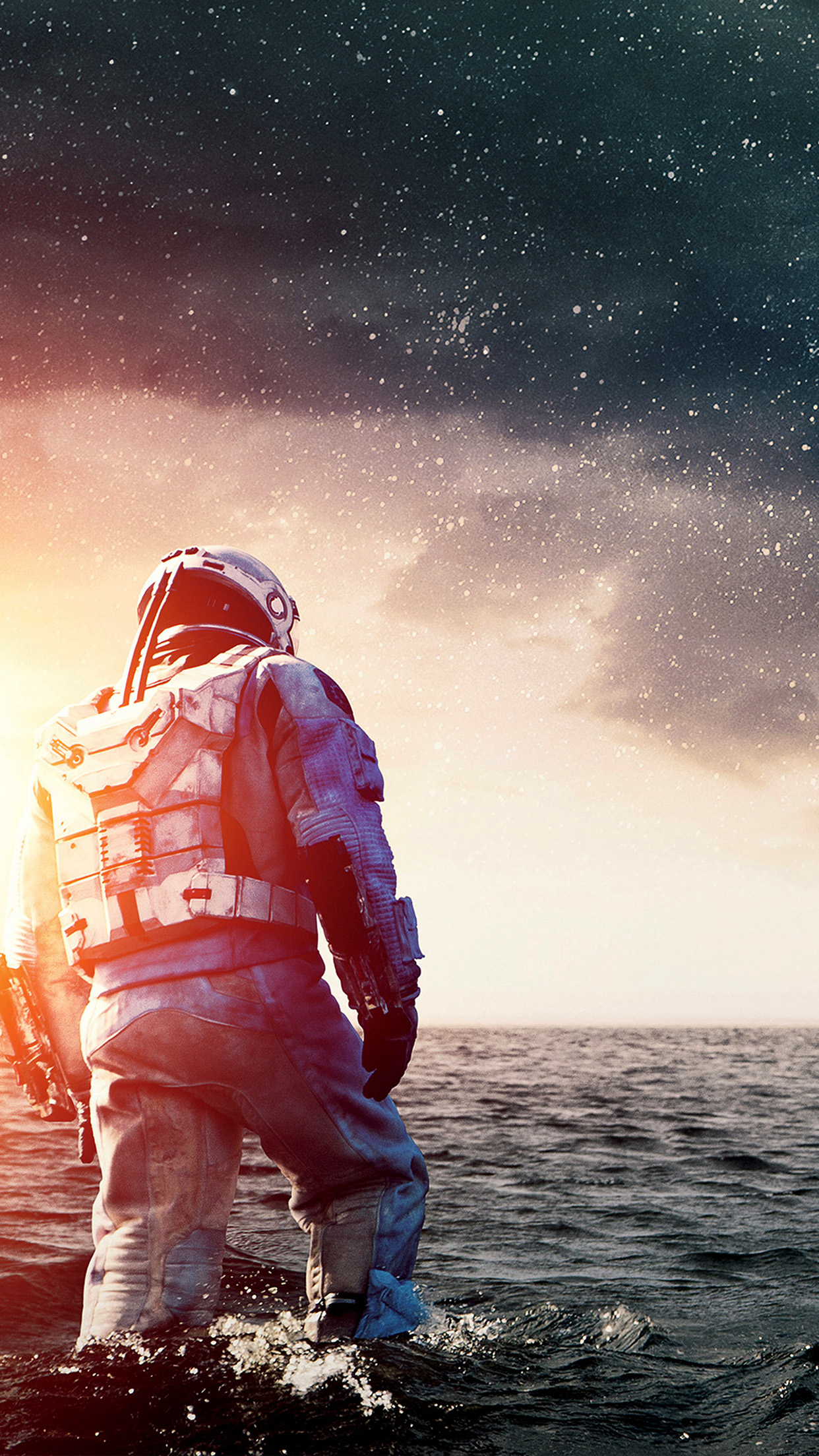Interstellar wallpapers for iPhone and iPad 1242x2208