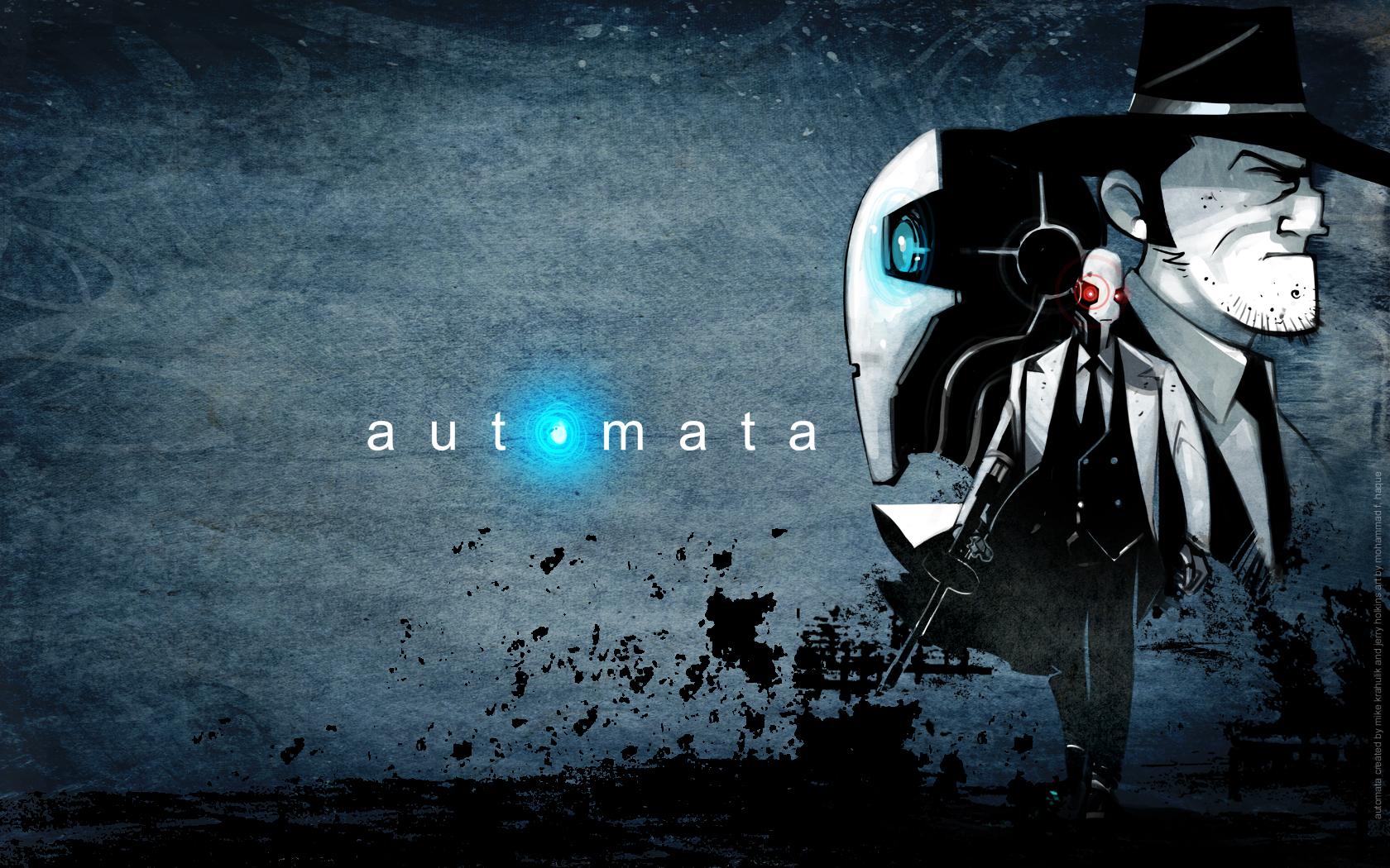Anime Google Themes Automata Anime Google Wallpapers Automata Anime 1680x1050