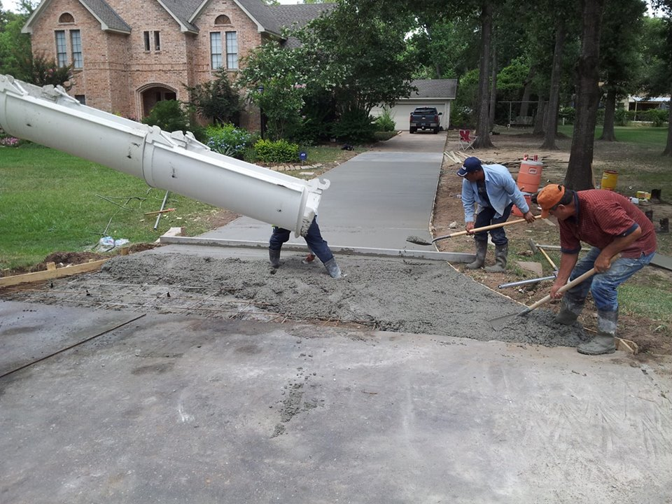 driveway replacement and repair northwest Houston Texas Previous 960x720