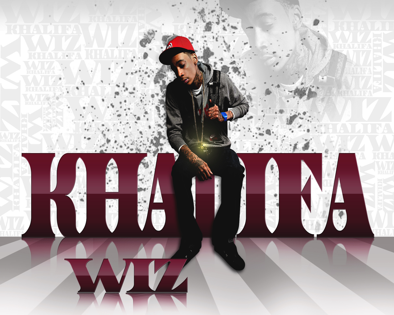 Wiz Khalifa Taylor Gang Die Wallpaper 1280x1024 Full HD Wallpapers 1280x1024