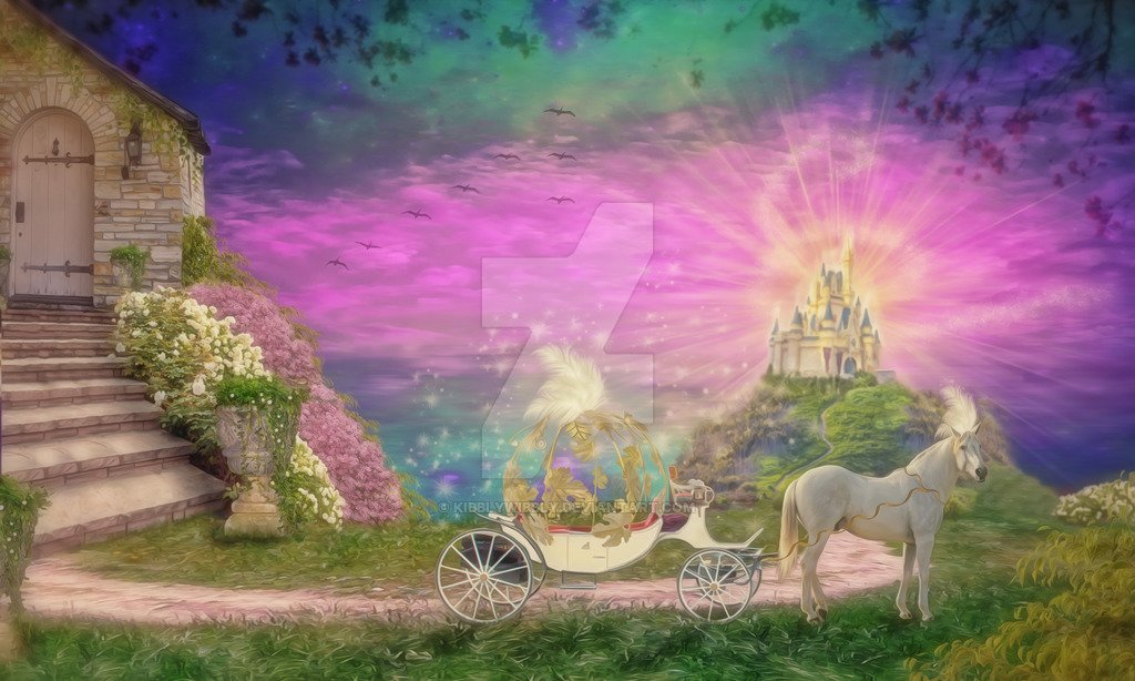 fairy tale powerpoint template free download - fairytale background wallpapersafari