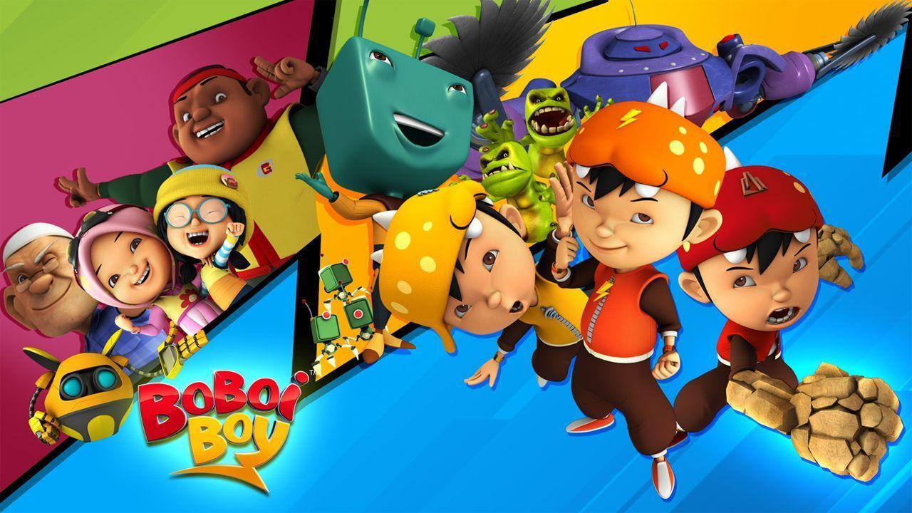 99 ] BoBoiBoy Wallpapers On WallpaperSafari