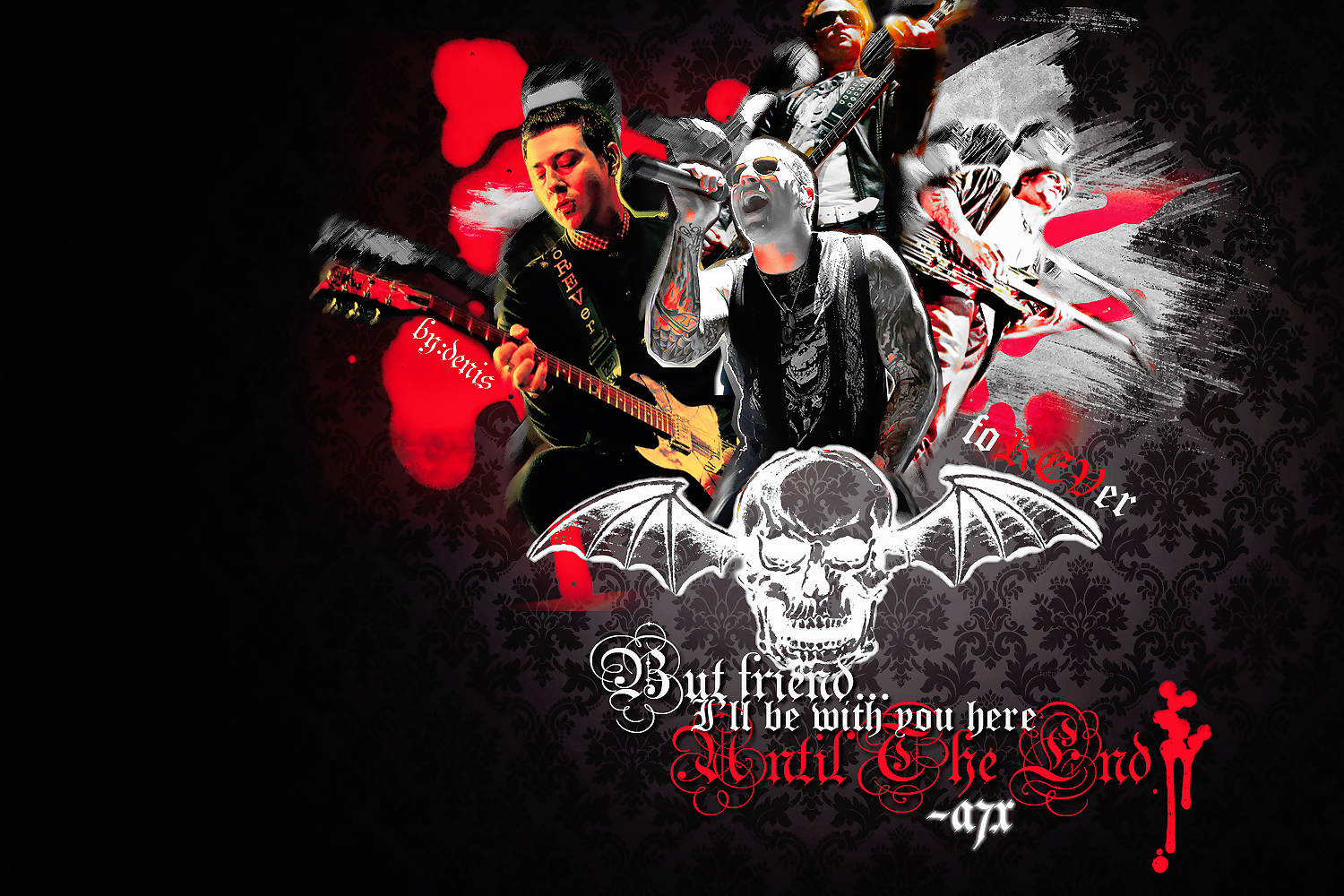 Avenged Sevenfold Computer Wallpapers Desktop Backgrounds 1500x1000