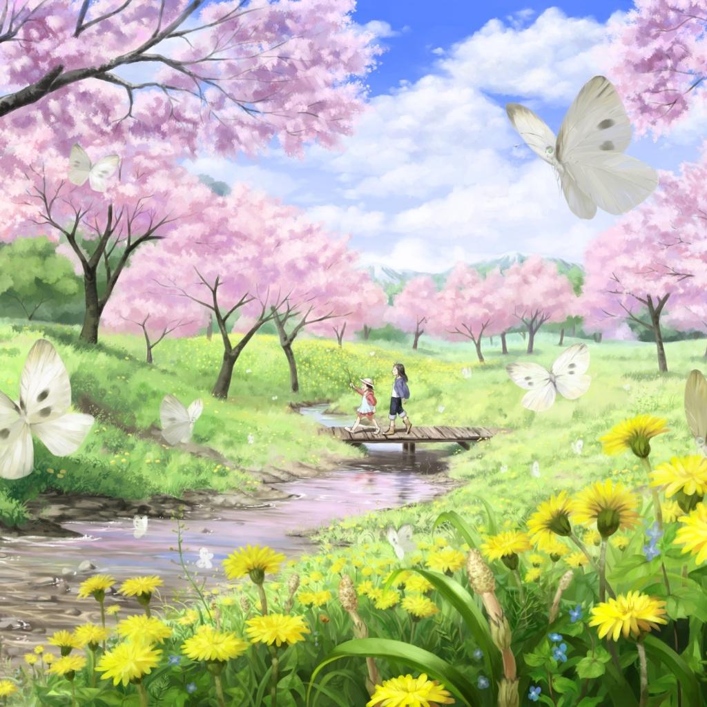 Free Spring Wallpaper for iPad - WallpaperSafari