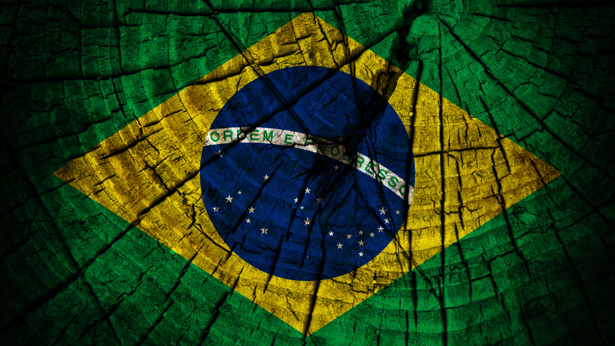 Brazil Football Wallpaper 2000x1124
