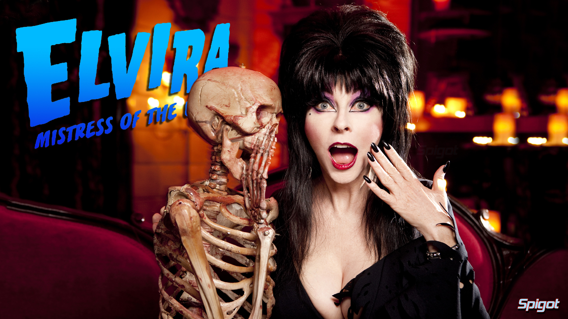 Elvira Wallpaper George Spigots Blog 1920x1080