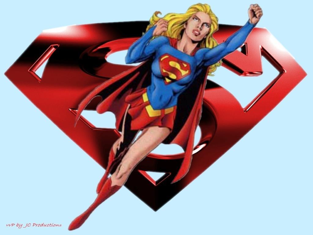 Supergirl   DC Comics Wallpaper 16138301 1024x768