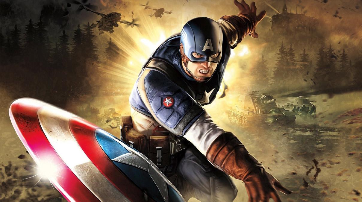 Captain America Screensaver   Screensavergiftcom 1209x675