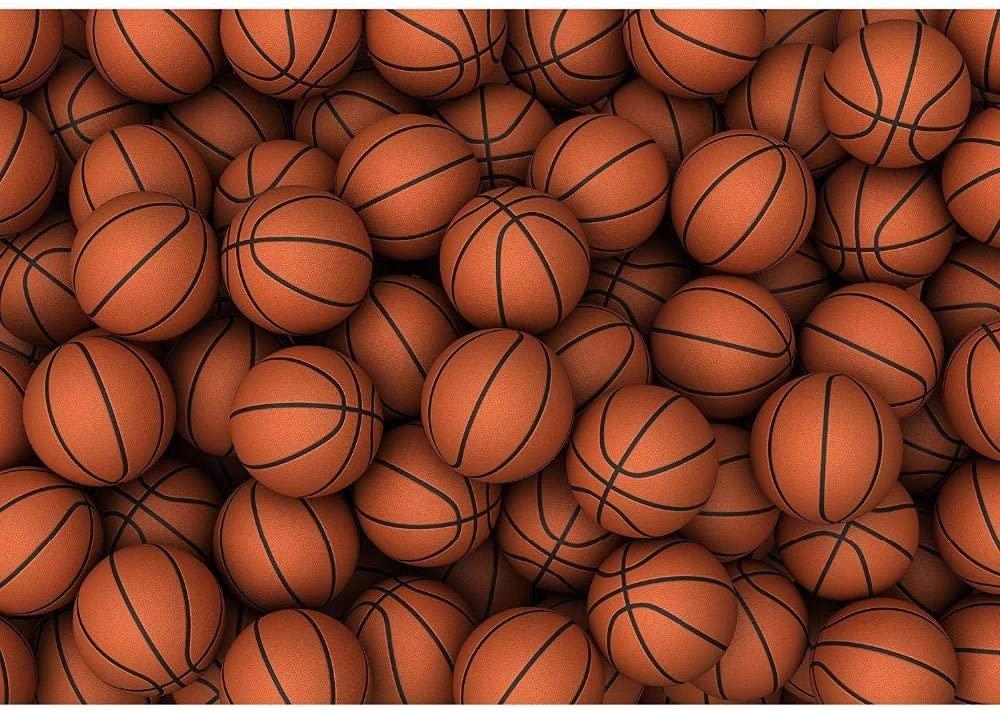 Custom 3D Photo Wallpaper Wall Art Wallpaper Basketball Wall 1000x712