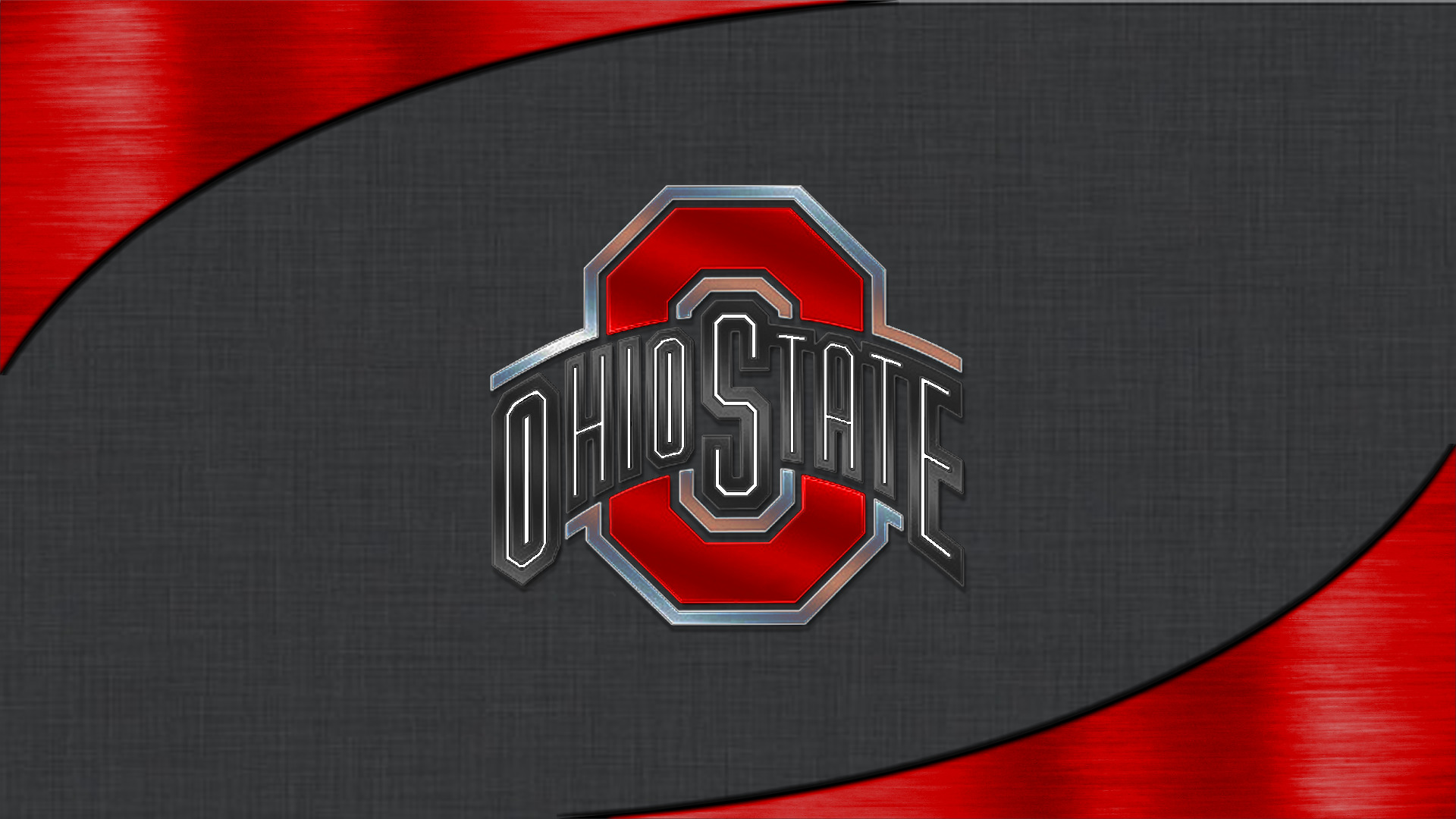 Ohio State Football Screensaver 1920x1080