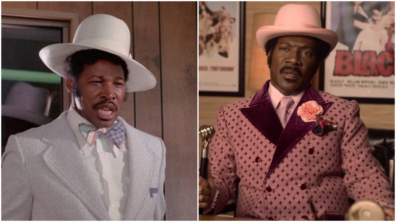 Who Is Rudy Ray Moore In Dolemite Is My Name Eddie Murphy Plays 1280x720
