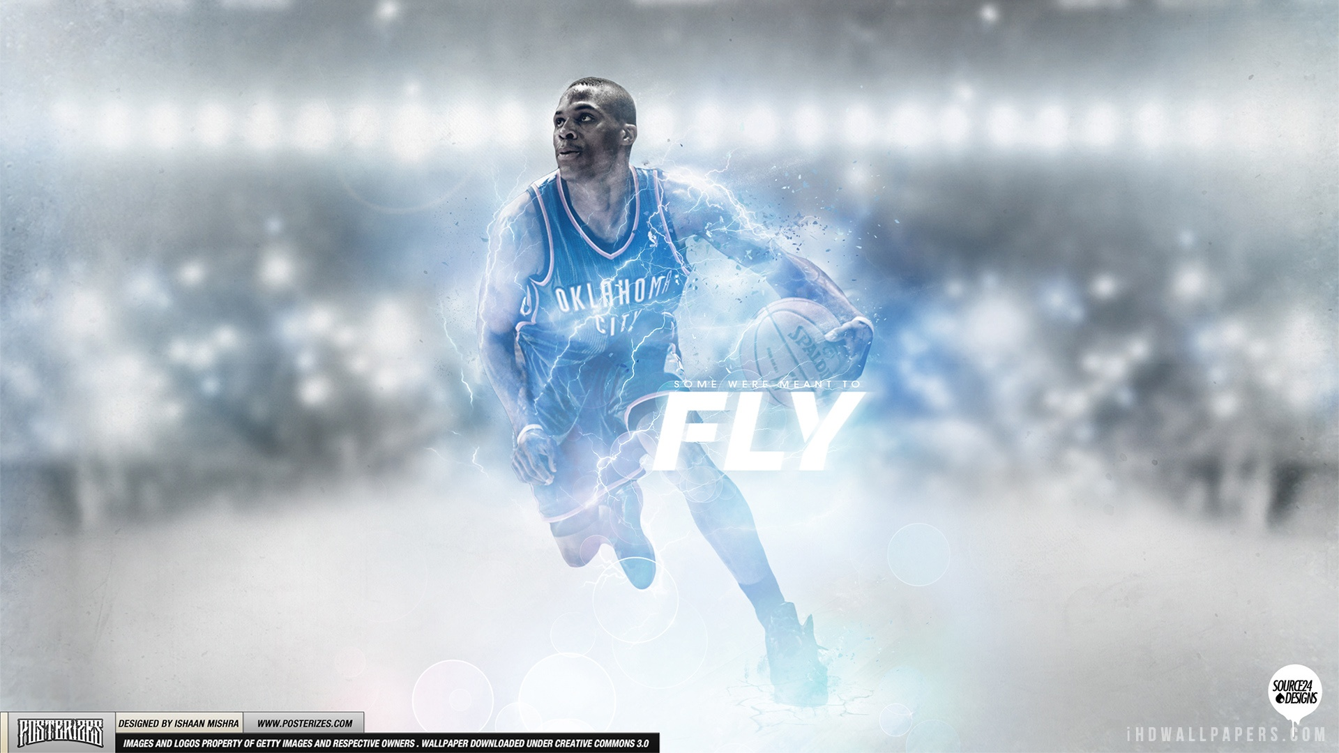 Russell westbrook wallpaper iphone wallpapersafari - Russell Westbrook Hd Wallpaper Ihd Wallpapers