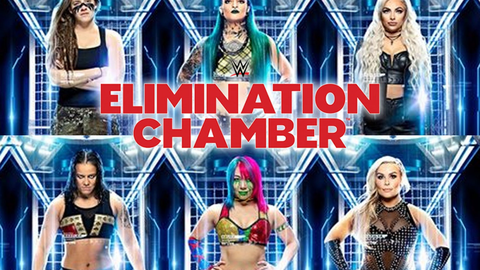WWE Elimination Chamber 2020 Start Time and How to Watch Online 1600x900