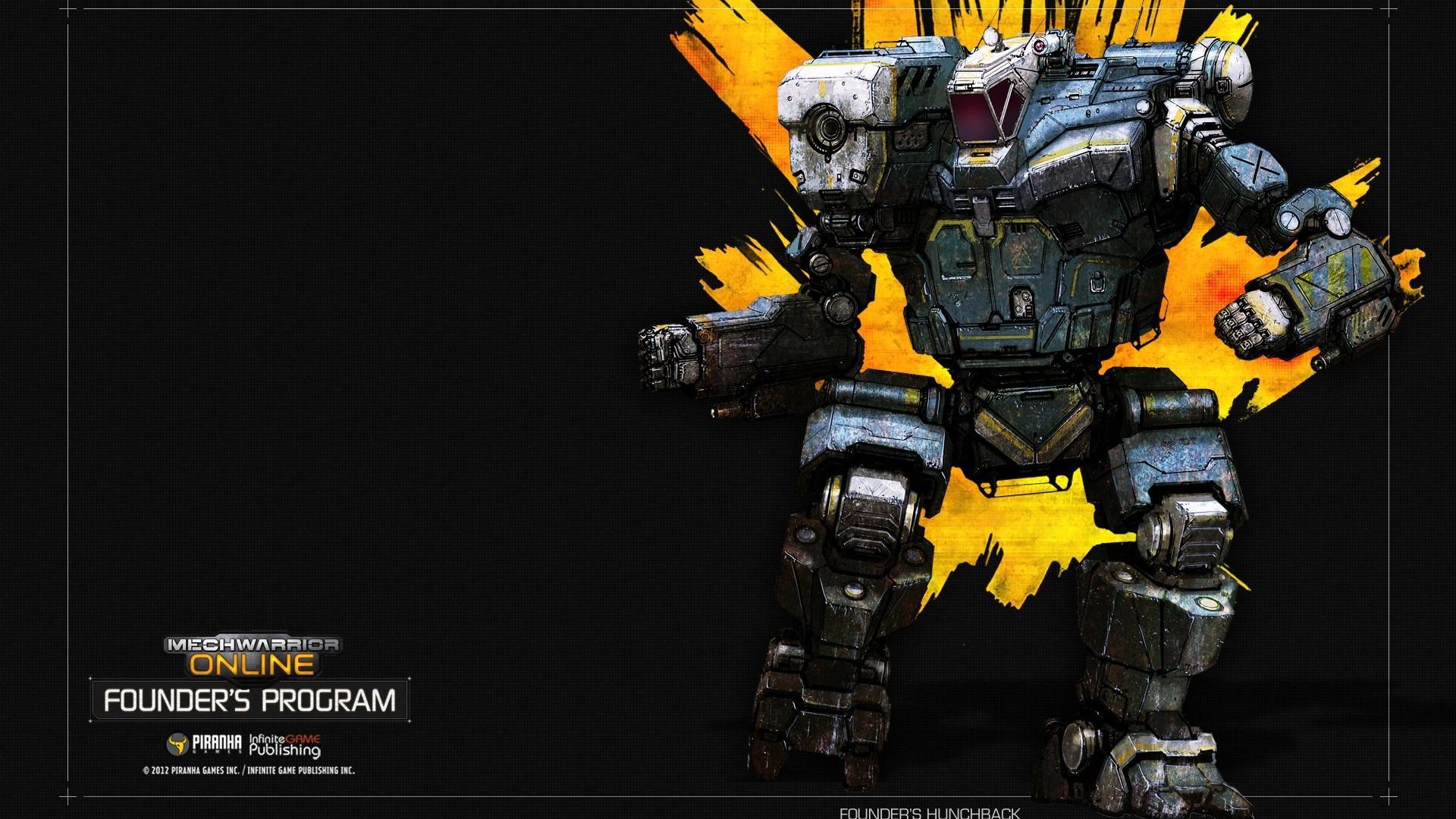 Mechwarrior online wallpaper 1920x1200 HQ WALLPAPER   39264 1920x1080