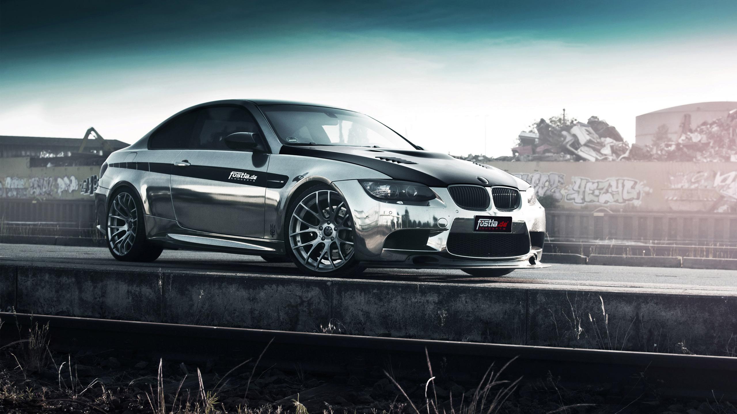 2016 Fostla de BMW M3 Coupe 2 Wallpaper HD Car Wallpapers 2560x1440