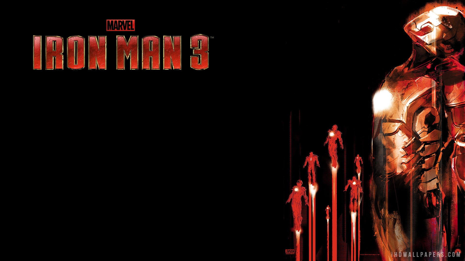 Iron Man 3 IMAX 3D HD Wallpaper   iHD Wallpapers 1920x1080
