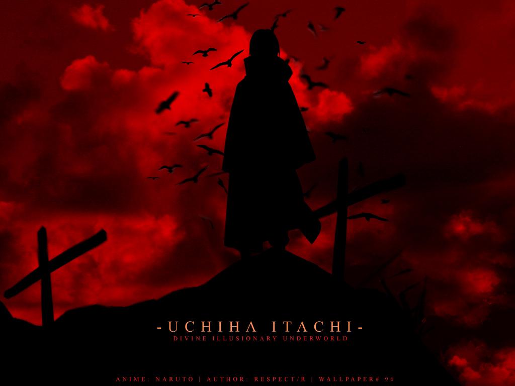 Itachi Uchiha   Uchiha Itachi innamorati wallpaper 32730352   fanpop 1024x768