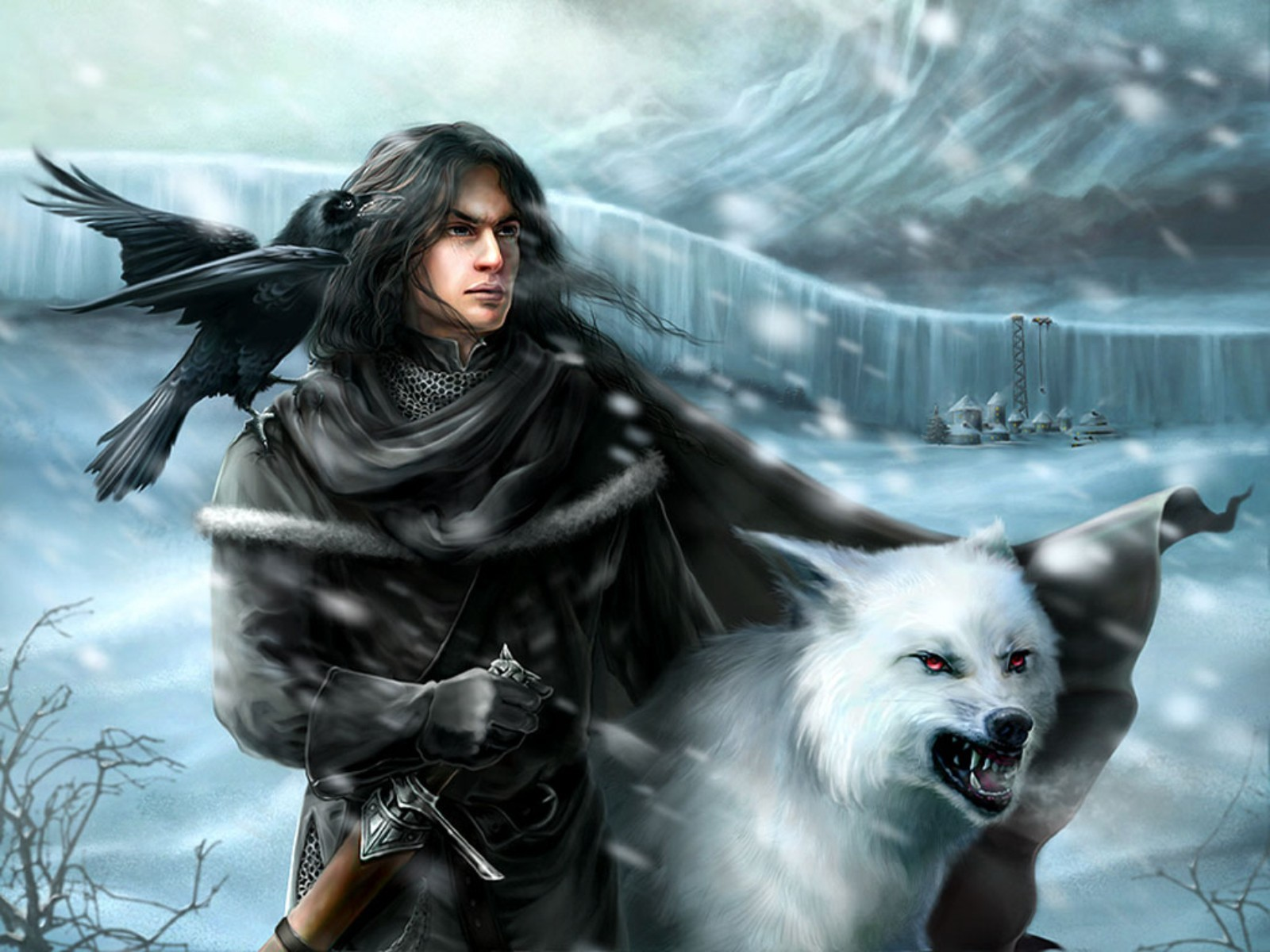 A Song Of Ice And Fire wallpaper background 1600x1200