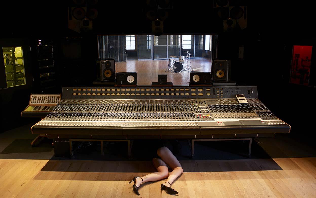 Top Recording Studio Equipment Wallpapers 1247x780
