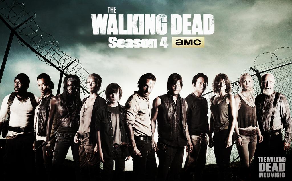 Walking dead season 4 desktop wallpaper