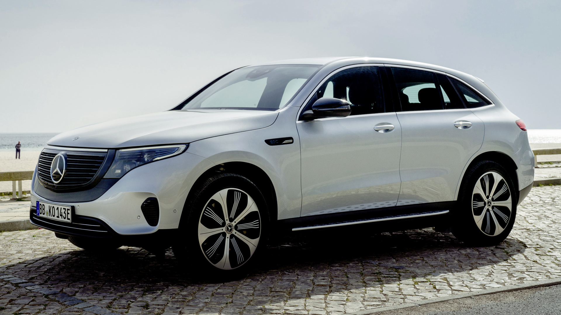 2019 Mercedes Benz EQC Edition 1886   Wallpapers and HD Images 1920x1080