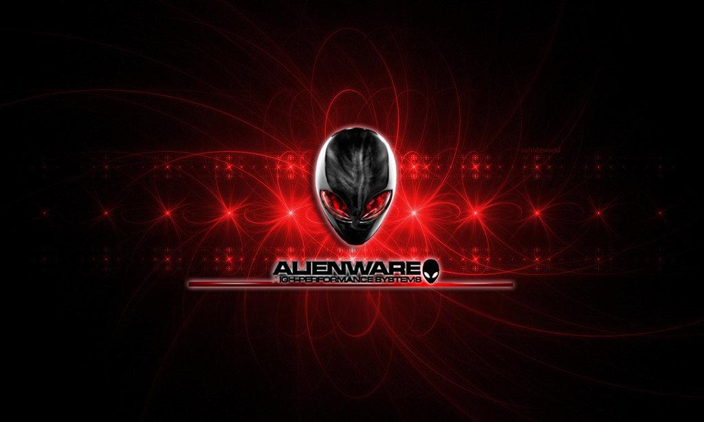 version social l download alienware latest jul alienware red wallpaper 1024x614