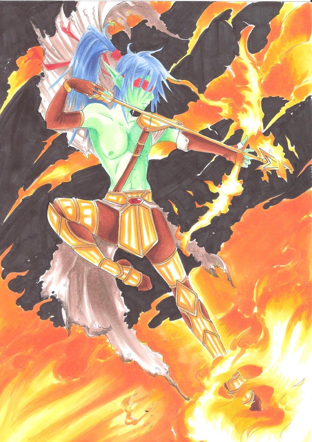 Best 43 Flameslinger Wallpaper on HipWallpaper Flameslinger 1024x1452