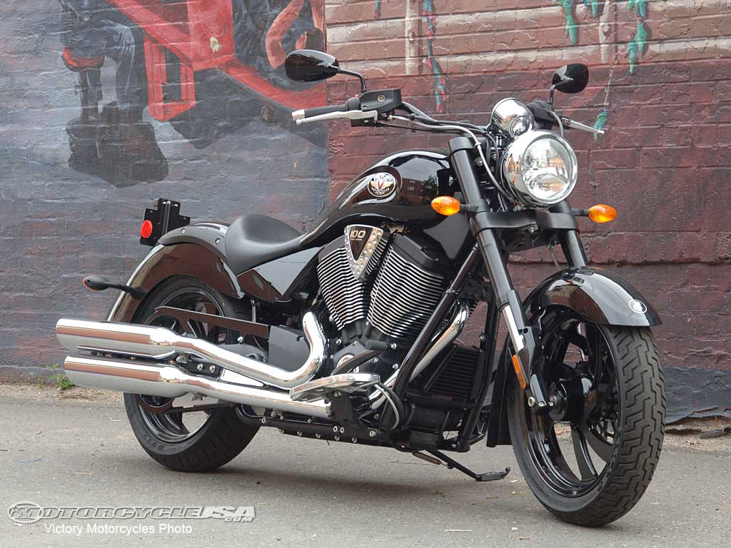 Victory Motorcycles Wallpaper 1024x768
