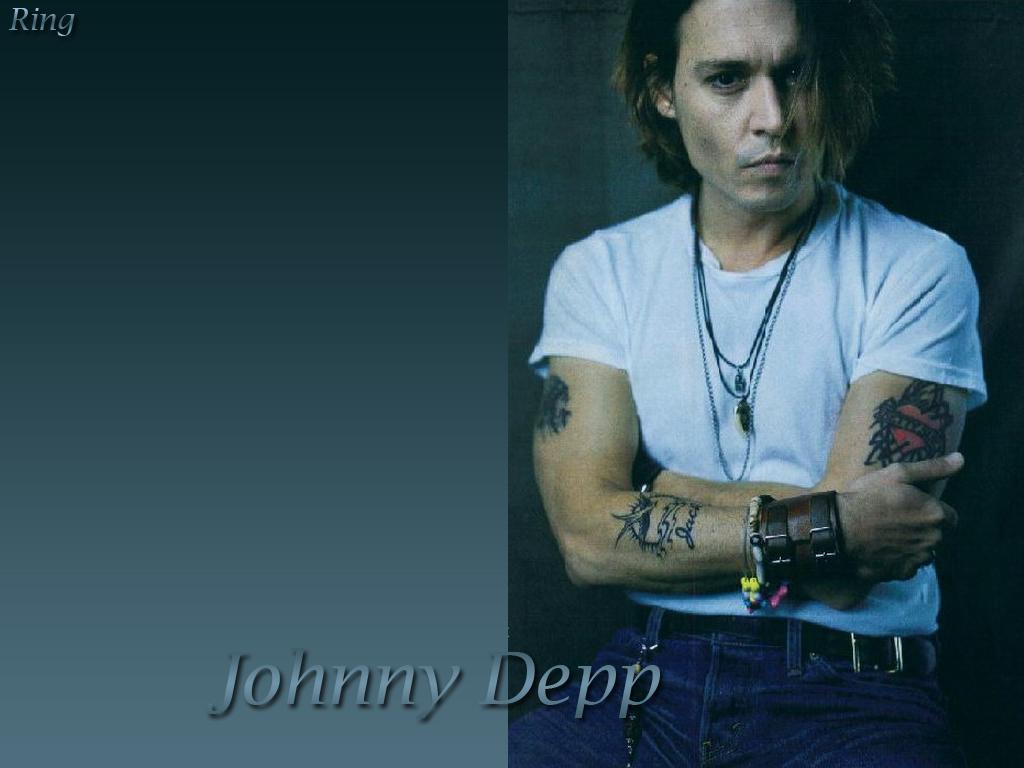 Johnny Depp Wallpapers For Desktop