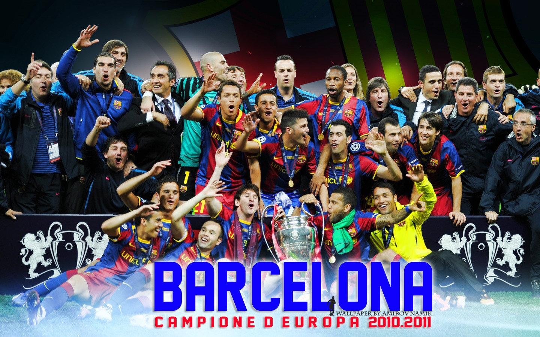 OXGq7RV3NGws1600FC Barcelona Champions League 2011 Wallpaperjpg 1440x900