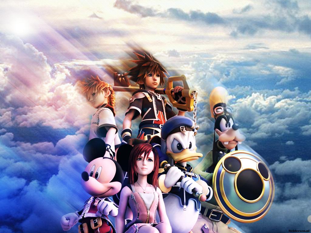 Kingdom Hearts Wallpapers HD 2016 1024x768