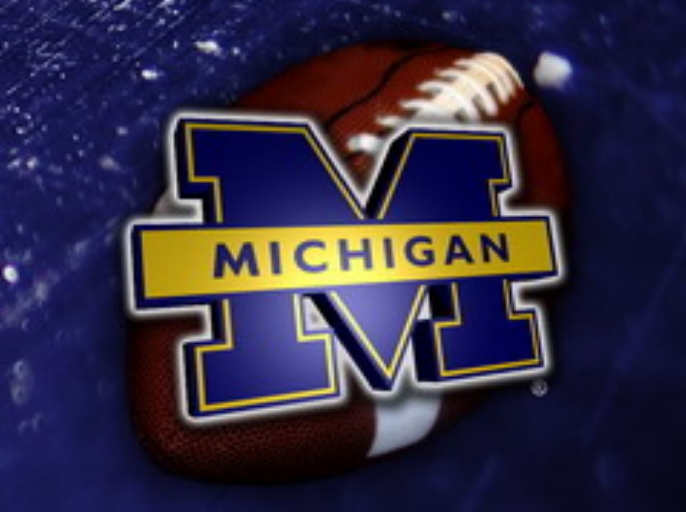 Free Michigan Wolverines iPhone iPod Touch Wallpapers