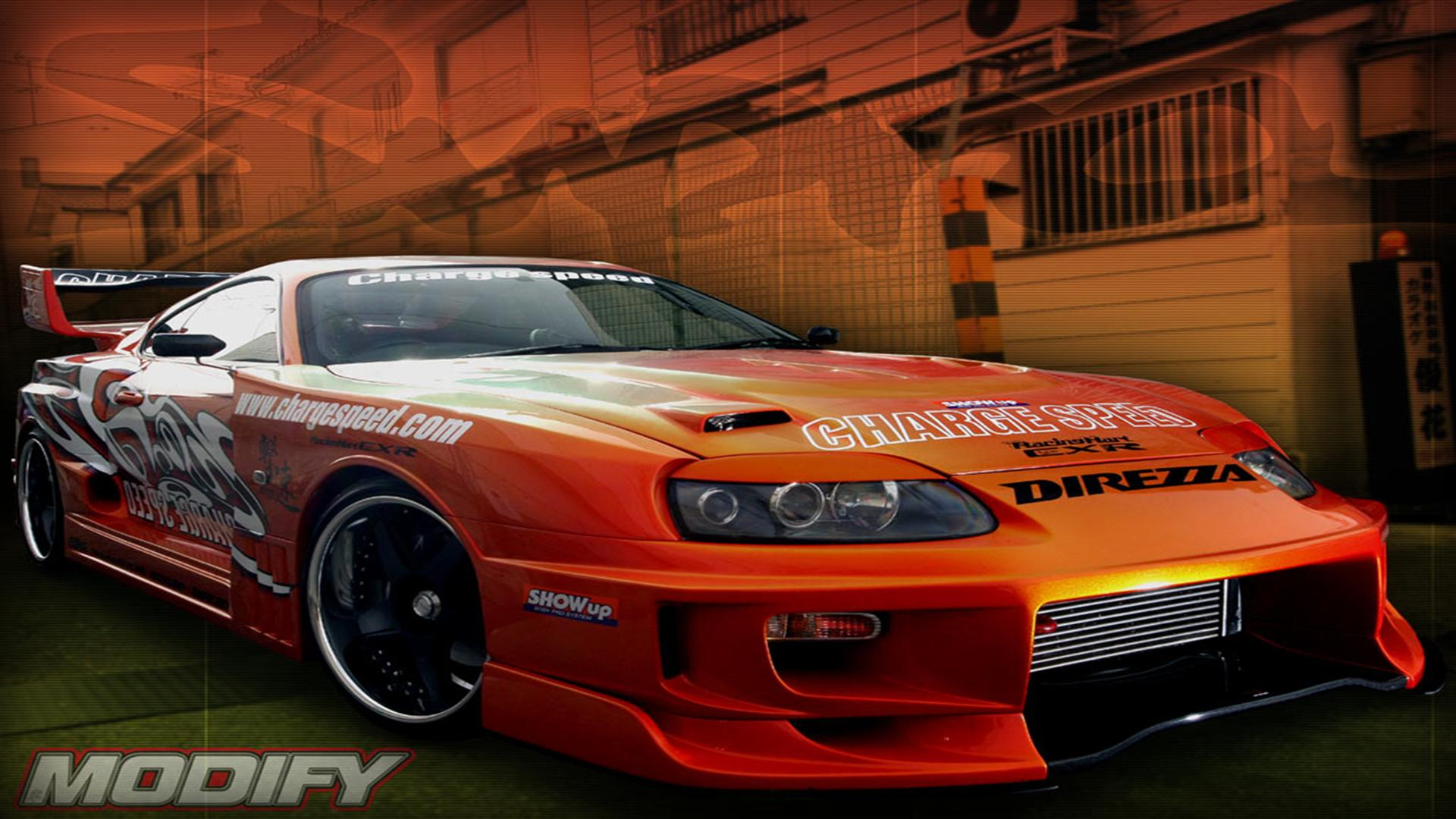 Hd 95 Toyota Supra Wallpaper Iphone 1920x1080