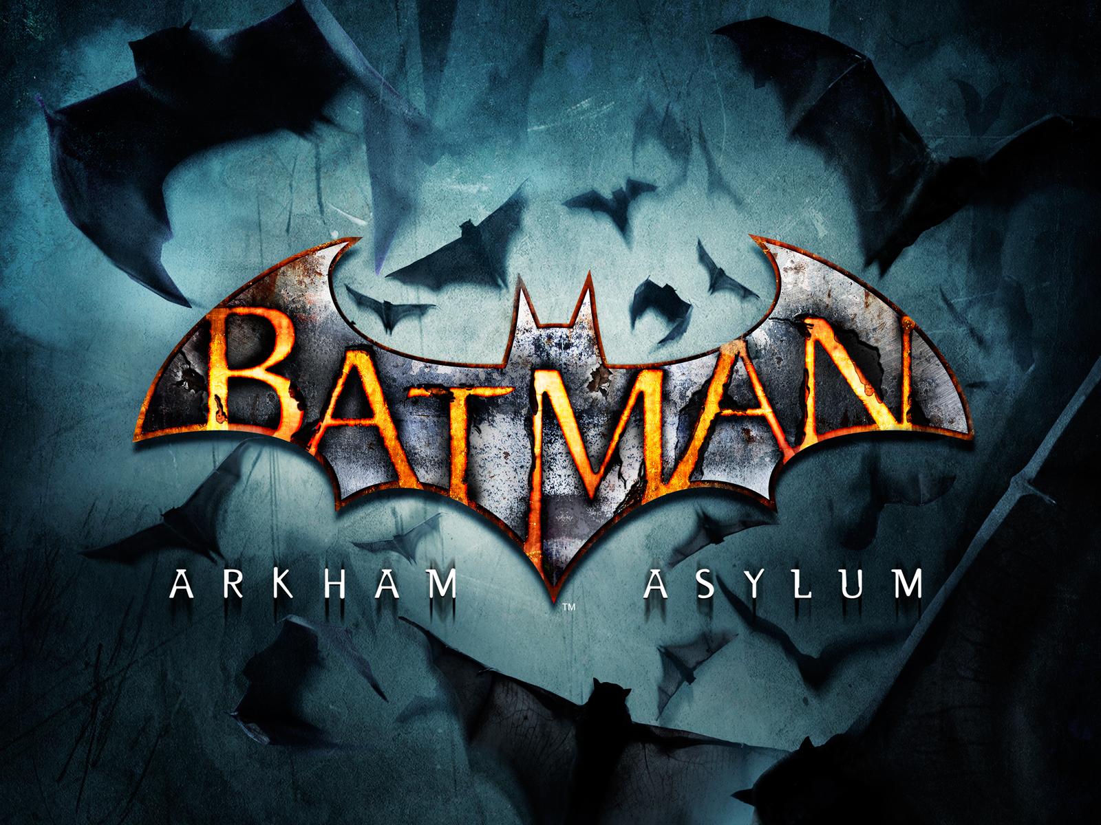 Fond ecran wallpaper Batman Arkham Asylum   JeuxVideofr 1600x1200