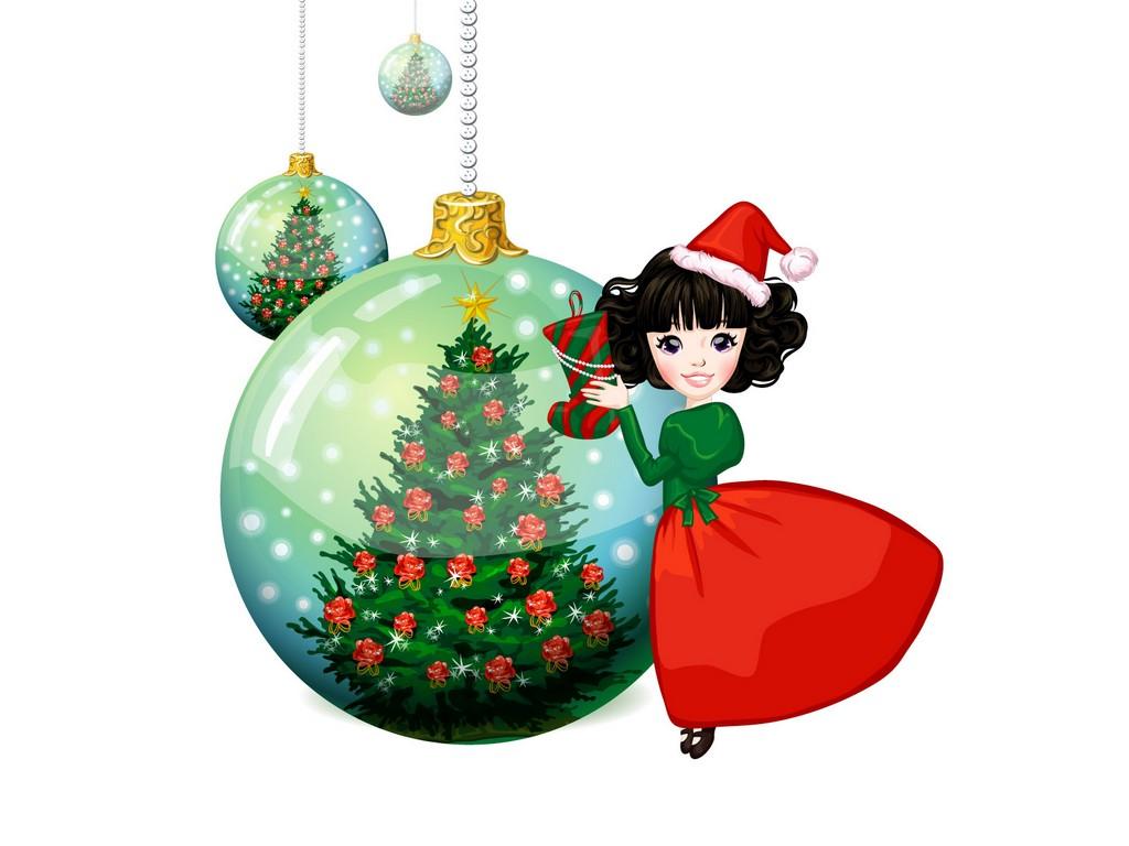Christmas Elf 7 Wide Wallpaper Wallpaper 1024x768