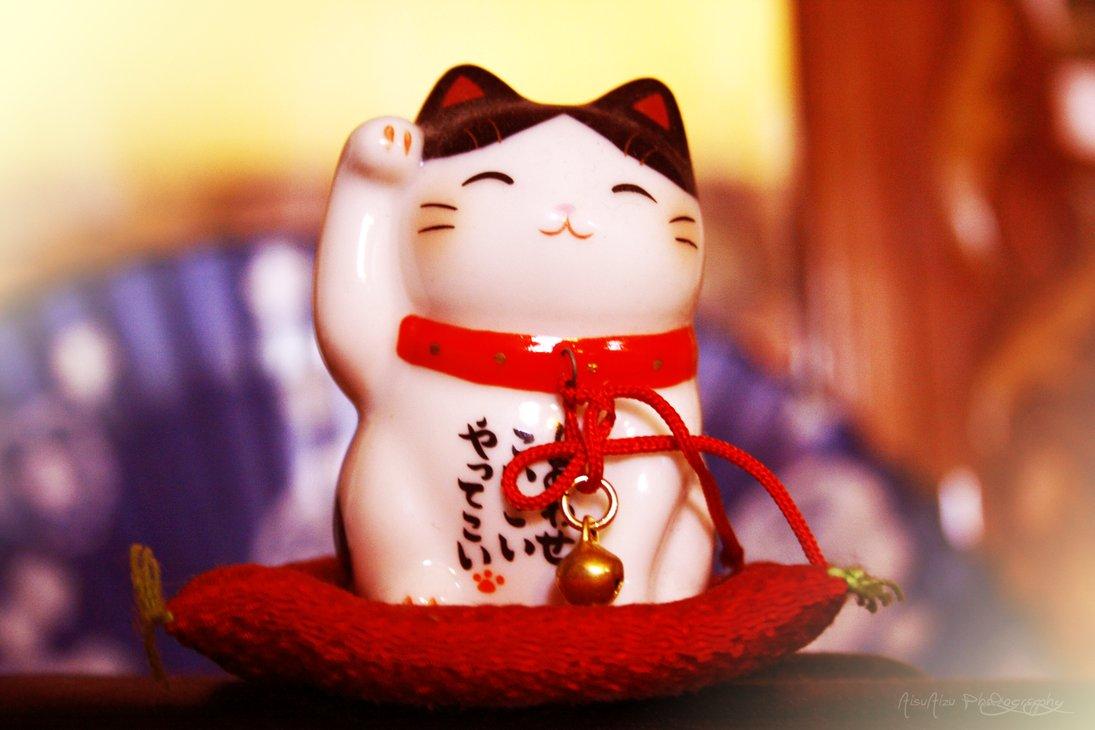 Maneki Neko   Lucky Day by Aisu Aizu 1095x730