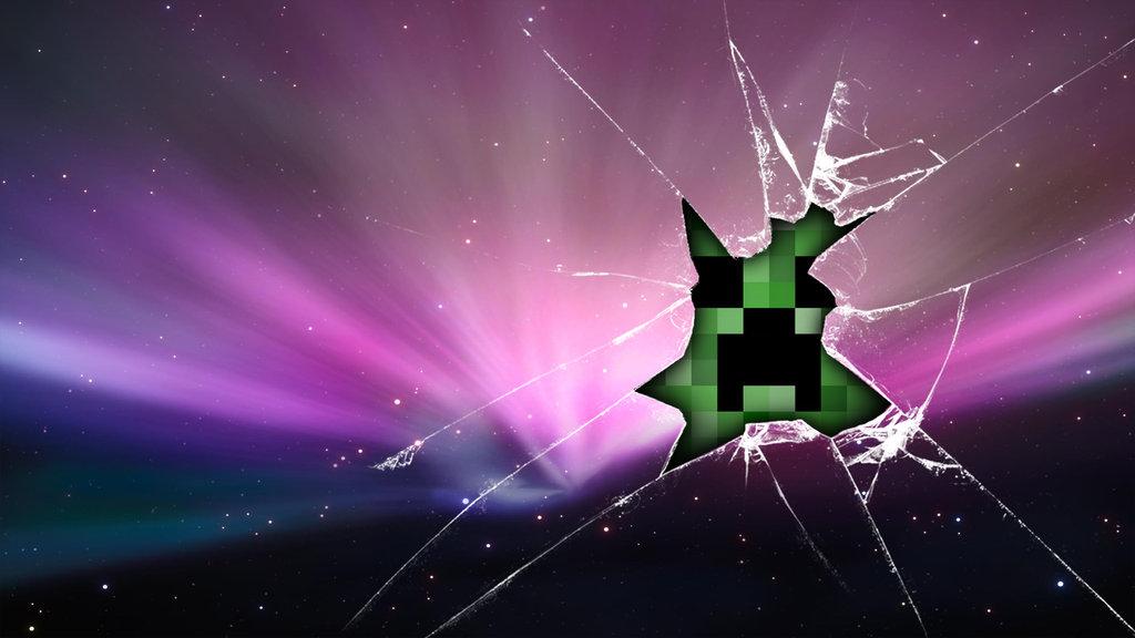Minecraft Broken Wallpapers 1024x576