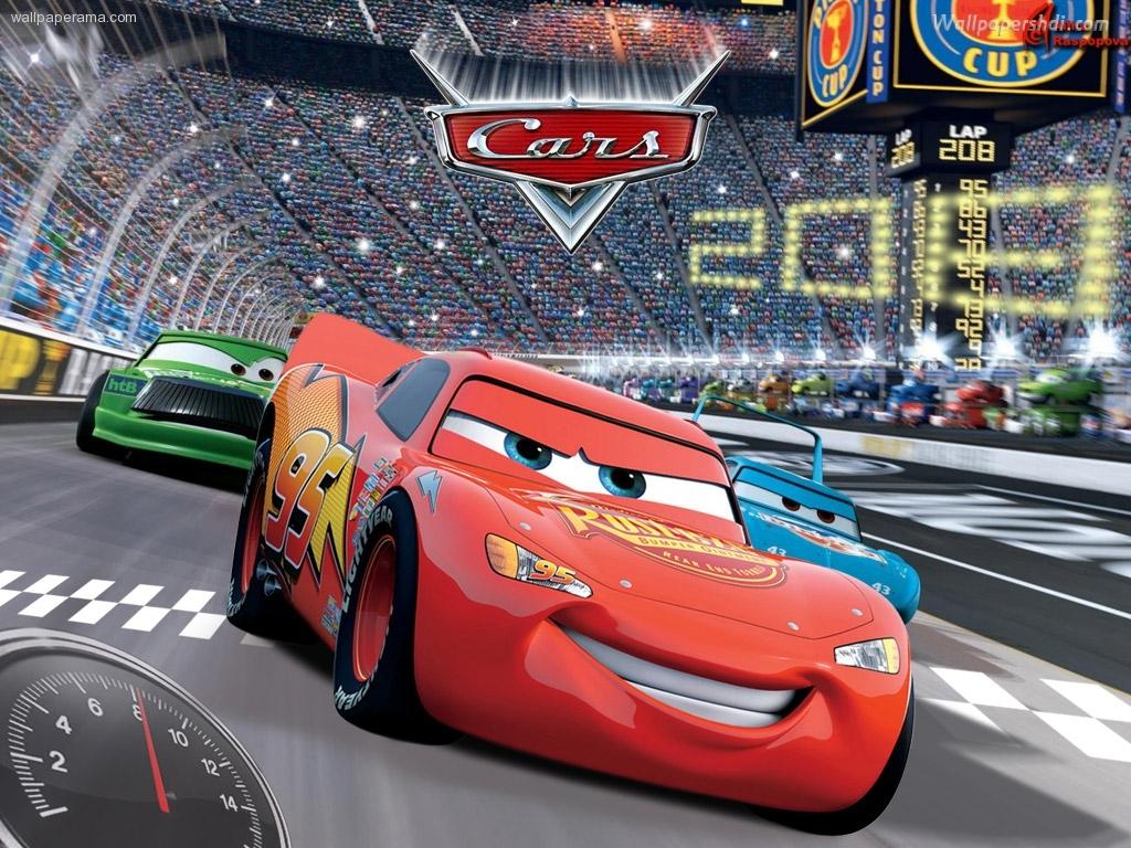 22p 8061 lightning mcqueen cars wallpaperjpg 1024x768