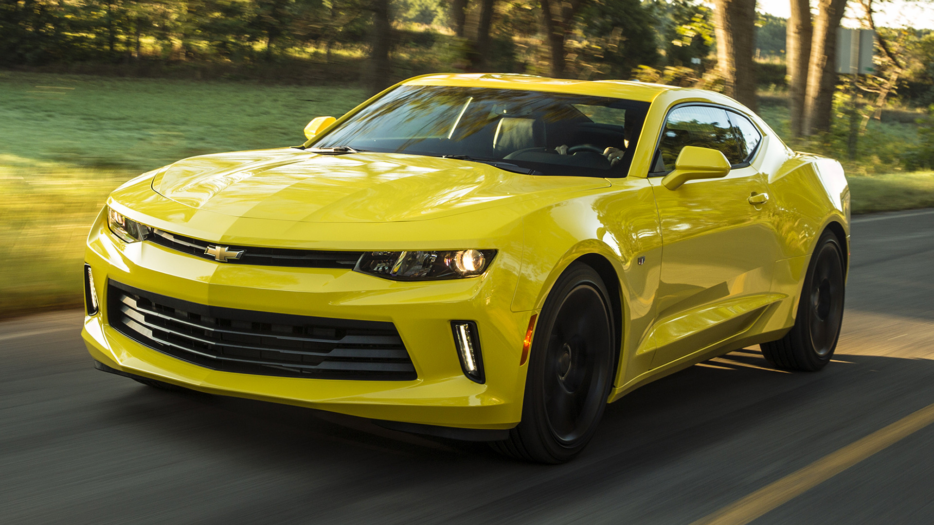 Chevrolet Camaro 2016 Wallpapers and HD Images   Car Pixel 1920x1080