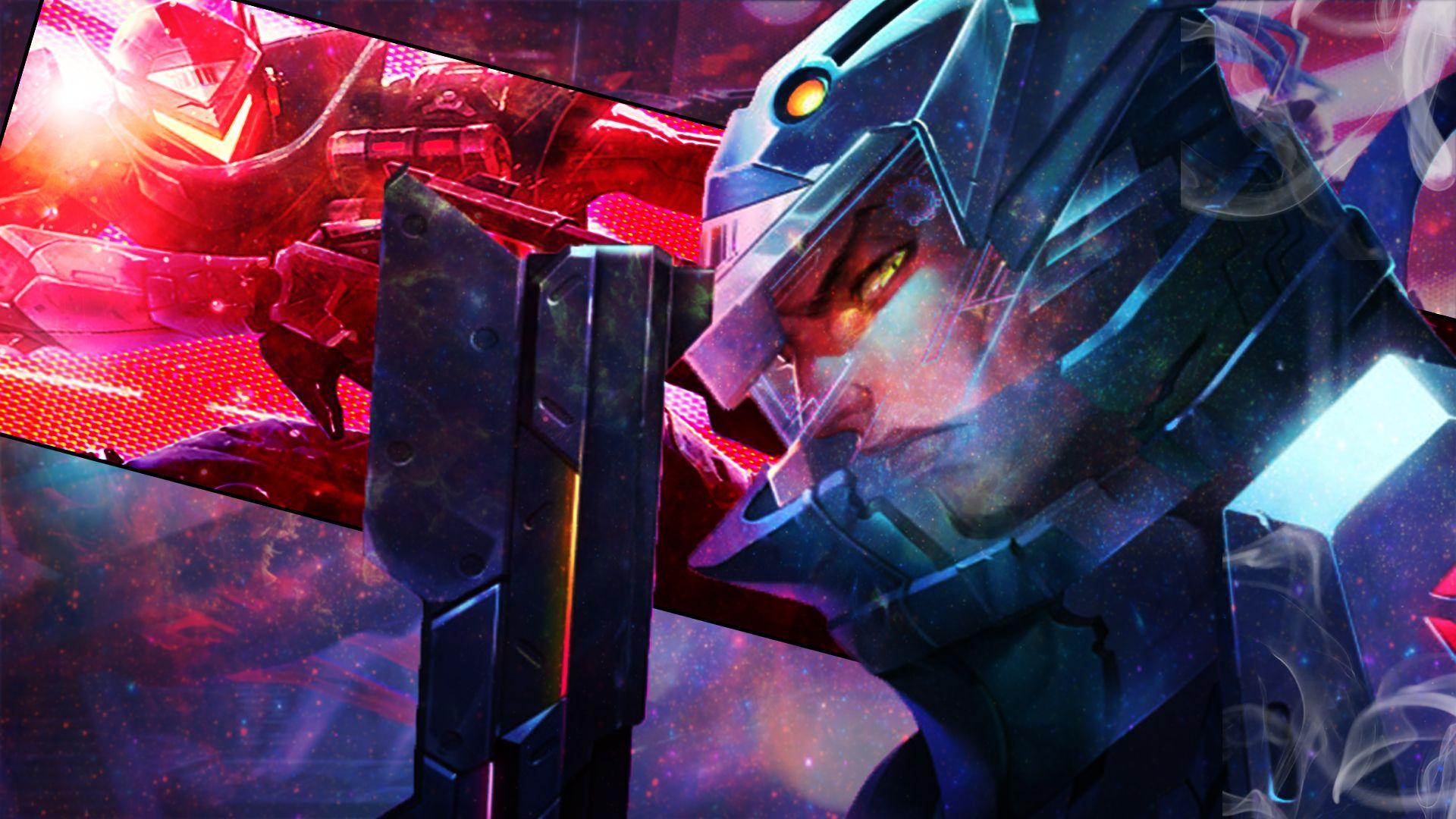 League Of Legends Lucian Background As Wallpaper HD   Sotoak 1920x1080