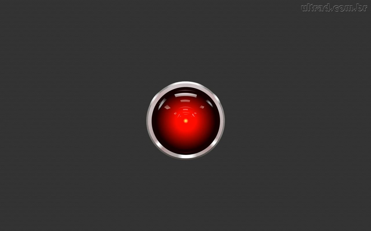 hal 9000 hd wallpaper wallpapersafari