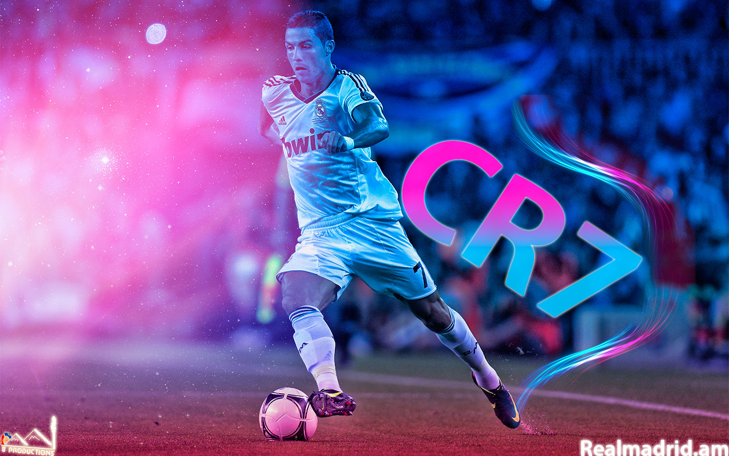 Art Of Cristiano Ronaldo Fans Wallpaper Sport Soccer: WallpaperSafari