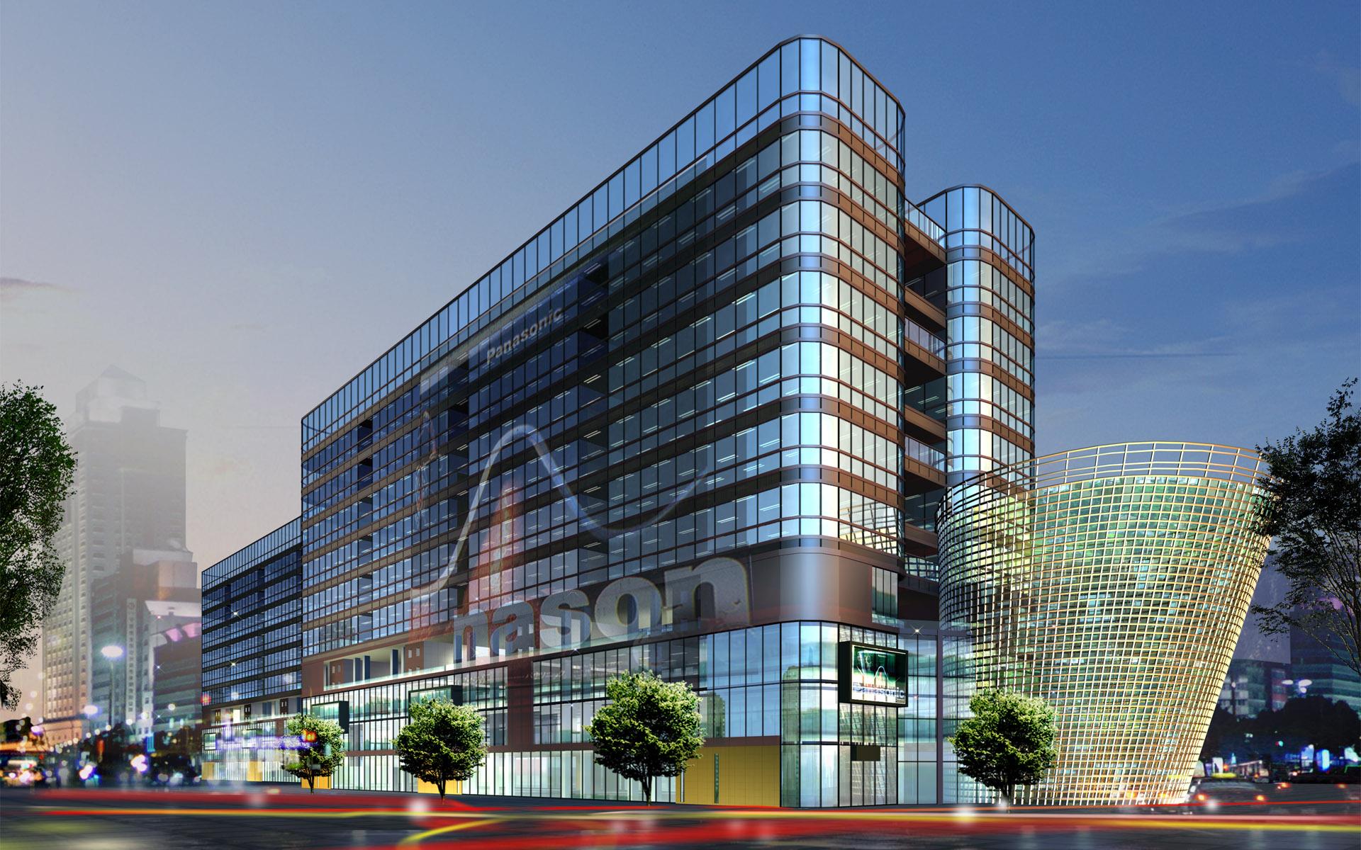 Modern Architecture Wallpaper