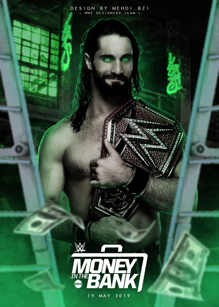 WWE Designers Money inthe bank Edit 1 by WWEDESIGNERS 755x1058