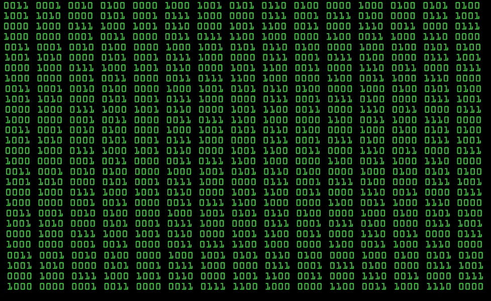 43 Blue Matrix Code Wallpaper Live on WallpaperSafari