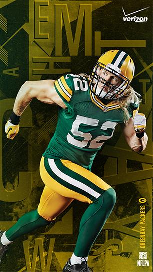 Verizon NFL Smartphone Wallpapers 306x544