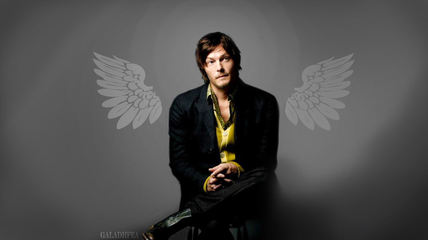 77 Norman Reedus Wallpaper On Wallpapersafari