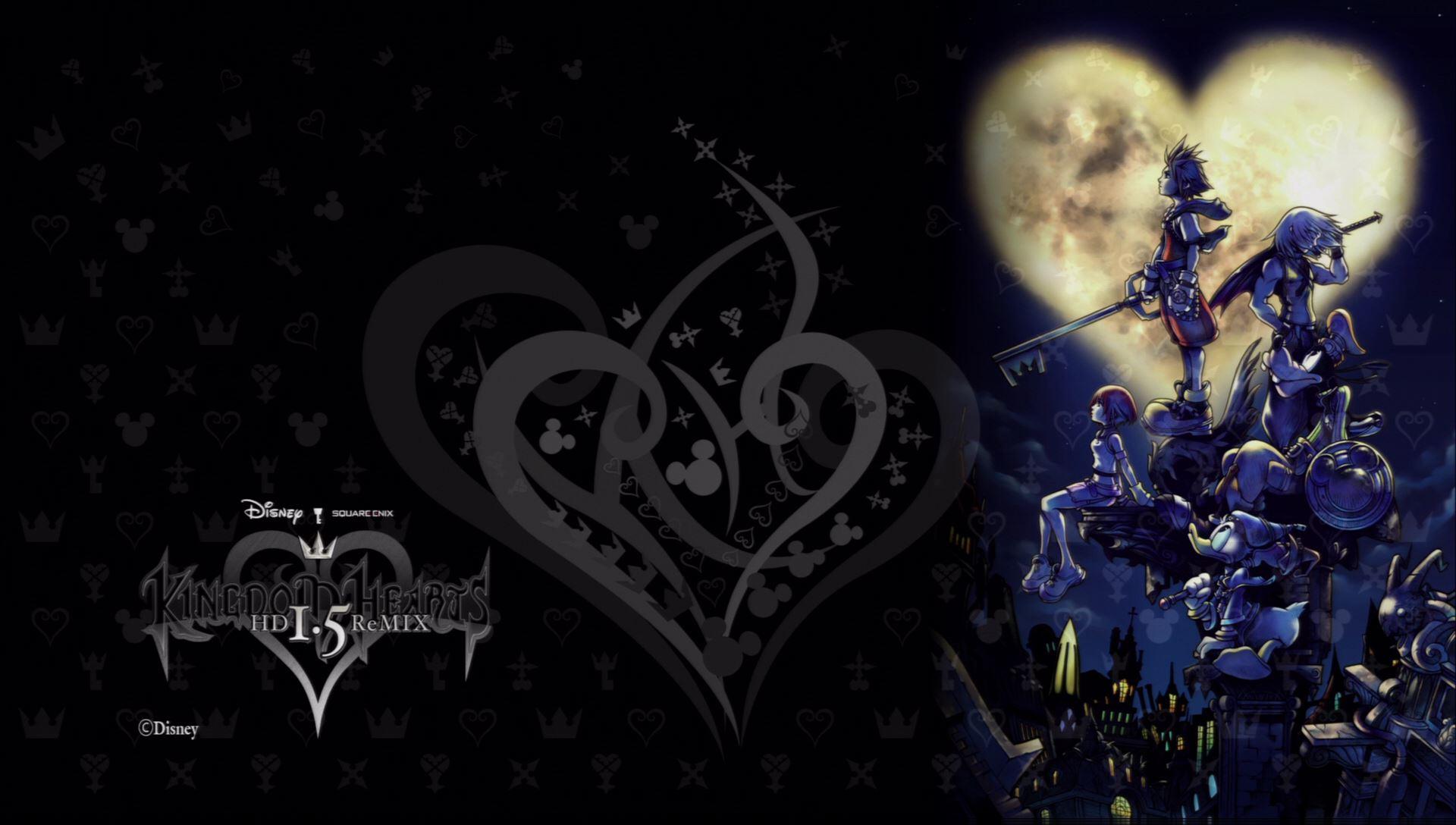 Free Download Kingdom Hearts Final Mix Hd Theme By Myriamsephiroth
