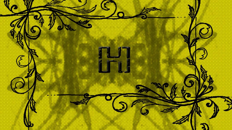 Hd Wallpaper Letter N: Letter H Wallpapers