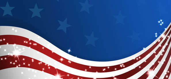 free download patriotic american flag backgrounds for powerpoint 594x274
